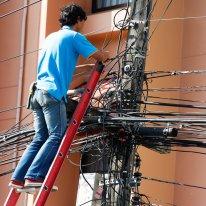 elektryk, kable elektryczne