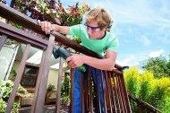 Narzędzie wielofunkcyjne Bosch PMF 10,8 LI przeznaczone do pracy w domu i ogrodzie